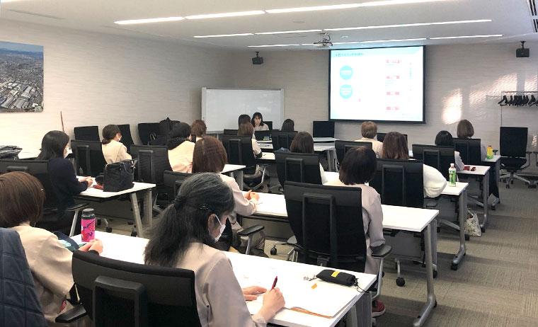 教育(女性健康教育)の実施
